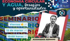 Economía circular y agua, desafíos y oportunidades
